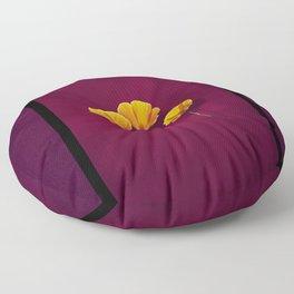 Three Poppies Floor Pillow