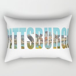 Pittsbugh Rectangular Pillow