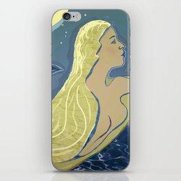 Mermaid / Venus iPhone Skin