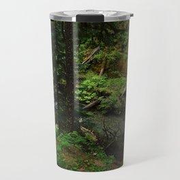 Forest Veins Travel Mug