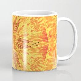 Campfire In Autumn Coffee Mug
