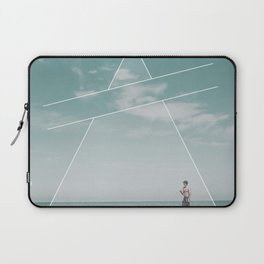 Paddle Triangle Laptop Sleeve