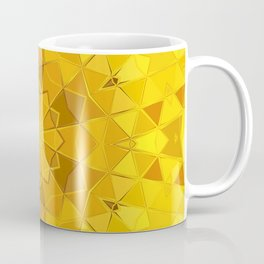 yellow star Coffee Mug