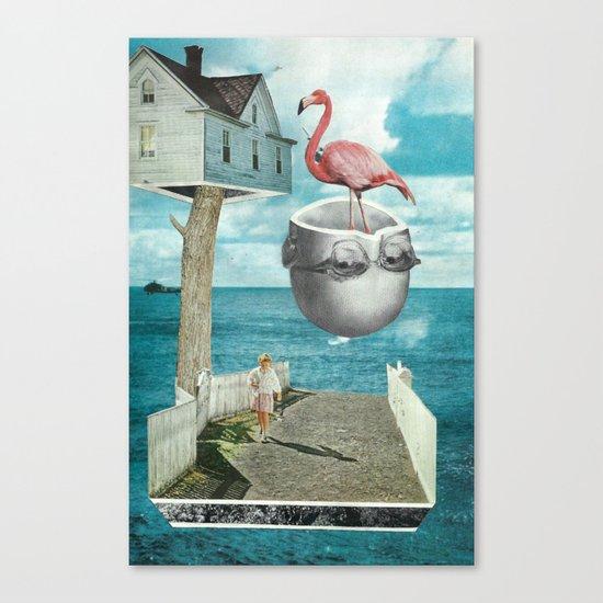 Magic Treehouse Canvas Print