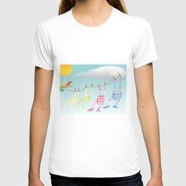 Clothesline T-shirt