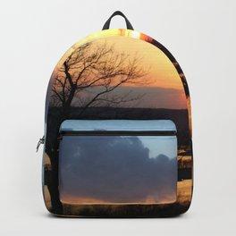 """Sunset Galena"" Backpack"