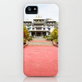 Tibet 1 iPhone Case