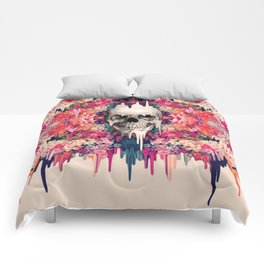 Seeing Color Comforters