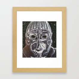 Knight Templar Framed Art Print
