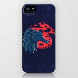 Mr. Wolf iPhone Case