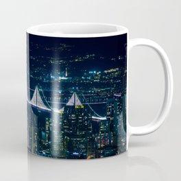 San Francisco lights Coffee Mug