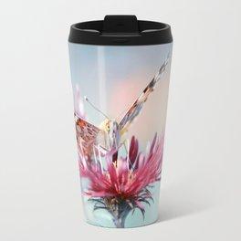 Butterfly macro 73 Travel Mug