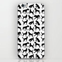 Dogs iPhone Skin