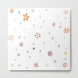 Spring Flower - LBC Metal Print