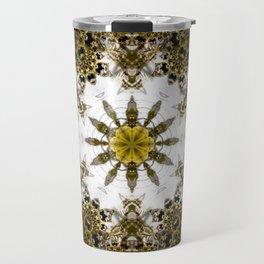 Regal mustard Travel Mug