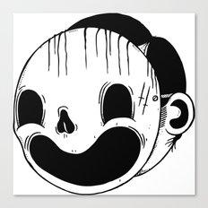 Always happy. Canvas Print