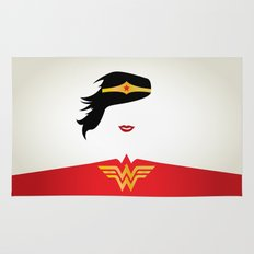Wonder Girl Rug