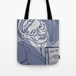 Dear Stephen Hawking / Stay Wild Collection Tote Bag
