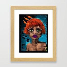 The Fruit Of All Desire Framed Art Print
