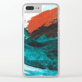 slides Clear iPhone Case