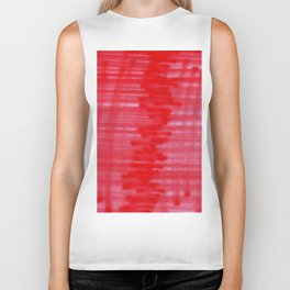 Color gradient and texture 8 red Biker Tank