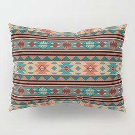 Southwest Design Turquoise Terracotta Pillow Sham