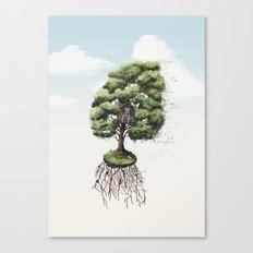 Wanderer's Retreat Canvas Print