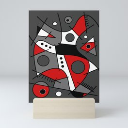 Harlequin #1 Mini Art Print