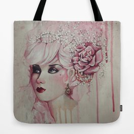 """the Queen"" Tote Bag"