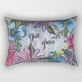 Give Grace Rectangular Pillow