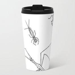 Pond Creatures Travel Mug
