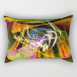 Insperation of colors Rectangular Pillow