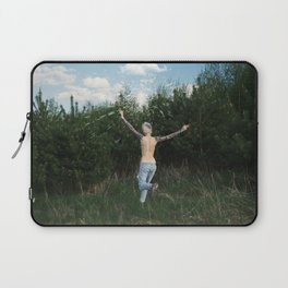 The Nature of Democracy Laptop Sleeve