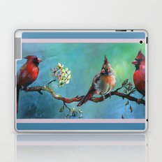 Interruptions Laptop & iPad Skin