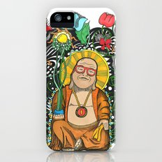 Bamboo Buddha Slim Case iPhone (5, 5s)