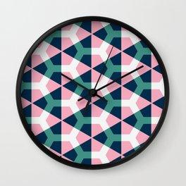 Shapes No1 Wall Clock