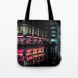 London Nights / Liam Wong Tote Bag
