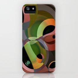 Warm Wind Waning iPhone Case