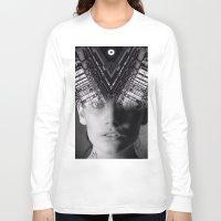 metropolis Long Sleeve T-shirts featuring Metropolis by Cash Mattock