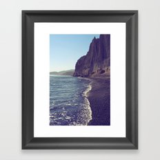 Otherworldly Waters Framed Art Print