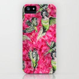 harpies 3 iPhone Case