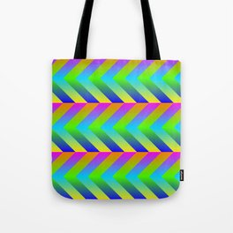 Colorful Gradients Tote Bag