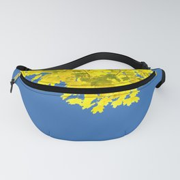 Nature Contrast Fanny Pack