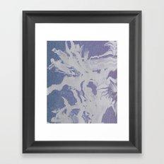 Untitled 20160119t (Arrangement) Framed Art Print