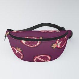 Pomegranate Pattern Fanny Pack