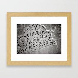 Forest Hill 6 Framed Art Print
