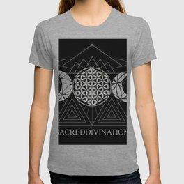 Sacred Divination Logo T-shirt