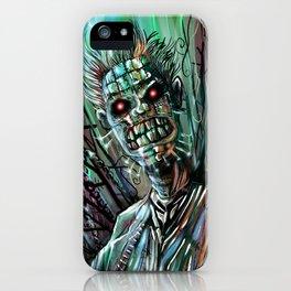 Stitches iPhone Case