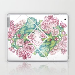 Flores Laptop & iPad Skin