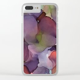 Wine Me Clear iPhone Case